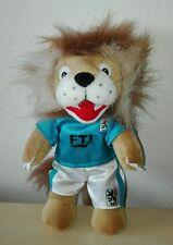Peluche leone mascotte 1860 münchen 20 cm pupazzo originale bundesliga plush