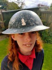 More details for ww2 british brodie helmet raf world war two