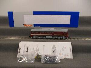 Roco H0 63392 BR 120 048-4 der DR Diesellok Analog mit DSS in OVP