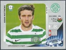 PANINI UEFA CHAMPIONS LEAGUE 2012-13- #503-CELTIC-ADAM MATTHEWS
