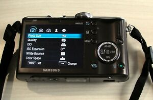 Samsung NX NX100 14.6MP Digital Camera BODY ONLY - FULLY TESTED WORKING   !!!