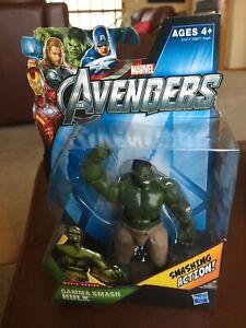 New Marvel Avengers MOVIE Series GAMMA SMASH HULK MINT Free Shipping