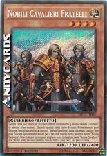 Nobili Cavalieri Fratelli ☻ Segreta ☻ MP15 IT046 ☻ YUGIOH ANDYCARDS