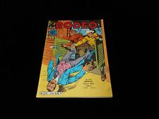 Rodeo 390 Editions Lug février 1984