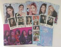 ITZY IT'Z ICY PRE ORDER PHOTOCARD/BENEFITS [CHOOSE MEMBER]