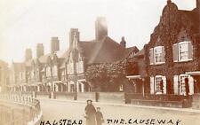 Halstead the Causeway Nr Braintree unused RP old pc