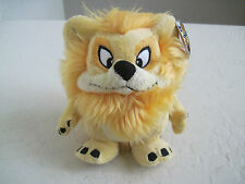 "6"" Neopets Lion Plush~ Orange Yurble"