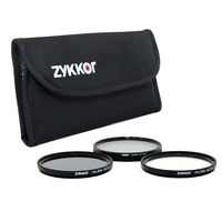 Slim Filter Kit UV CPL ND for Tamron 18-200mm f/3.5-6.3, 70-300mm f/4-5.6. NEW