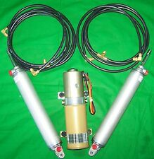 1957-1961 Ford Mercury Convertible Top Pump Hose Cylinder Kit -New, Made in USA
