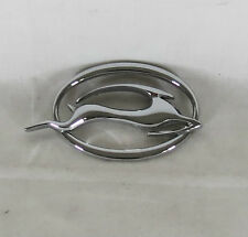 CHEVY IMPALA EMBLEM RH 94-05 PASSENGER'S SIDE BODY OEM CHROME BADGE sign symbol