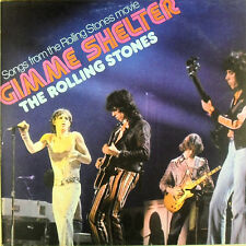 "Rolling Stones - Songs From The Movie "" Gimme Shelter""  - LP - RAR  - L4477"
