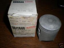 NOS Yamaha Piston .25 1982 YZ80 5X2-11635-00