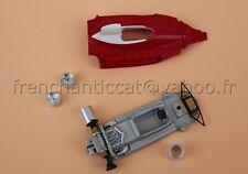 YV Voiture course Ferrari F1  312 T 1/43 Miniatures du Chateau Heco modeles