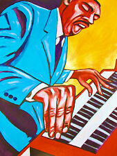 JIMMY SMITH PRINT poster jazz hammond b3 organ keyboard trio blue note cd best