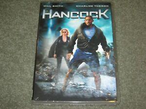 Hancock - Will Smith - Brand New & Sealed - Region 4 - DVD