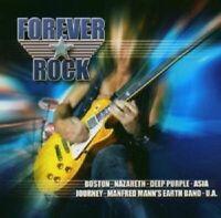 FOREVER ROCK CD DEEP PURPLE NAZARETH UVM NEUWARE