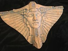 "Stargate Movie Inspired - Massive Prop Head 26""x16""x5"" Sculpture by Film Artist"