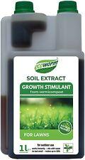 Ecoworm - Earthworm Castings Organic Liquid Fertilizer - Lawns (makes 79gal)