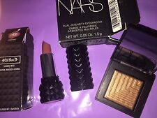 NARS Telesto Dual Intensity Eyeshadow & KAT VON D Mini Studded Kiss Lovecraft!!!