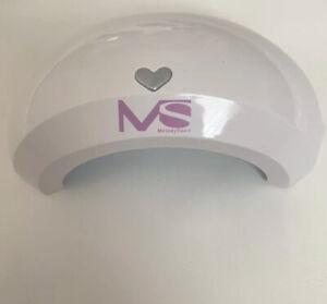 Portable UV LED Nail Lamp Compact Gel Dryer Light Manicure Pedicure Starter Kit