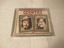 Don Williams & John Conlee: DOUBLE BARREL COUNTRY & VARIOUS OTHERS 1999 CD-NEW