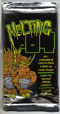 MELTING POT - 1 Unopened Packet - COMIC IMAGES TRADING CARDS 1993