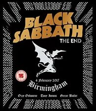 BLACK SABBATH - THE END (LIVE IN BIRMINGHAM,BLU-RAY+CD)   BLU-RAY+CD NEU