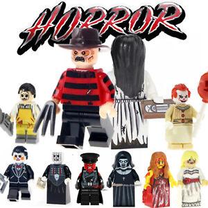 Kompatibel Horror Minifiguren Zombie Jason Voorhees Spielzeug Geschenk