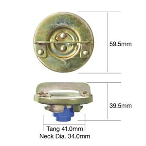 Tridon Non Locking Fuel Cap TFNL213