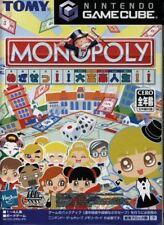 Monopoly: Mezase!! Daifugou Jinsei!! (2003) Brand New Factory Sealed Gamecube GC