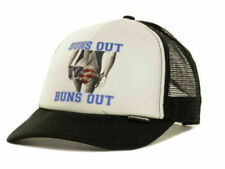 Quiksilver Seeker Suns Out Buns Out Adjustable Meshback Truckers Cap