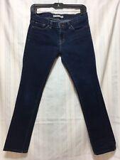 J Brand Jeans Low Rise Size 28- 912 INK Dark Wash Cut # 605