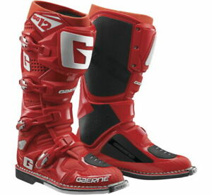 2020 Gaerne SG-12 Solid Red - Motocross/Off Road Boots - Pick Size