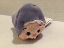Disney Parks Cinderella Fairy GodMother Tsum Tsum Mini Plush New Tags