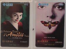 art.1222 -n.2 telephons cards, movie film China Unicom, CINA.