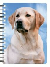 Labrador (Yellow) 3D Notebook