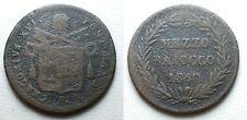 1840  Bologna  Gregorio XVI  1/2  Baiocco