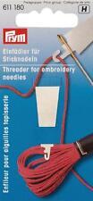 Prym Nadeleinfädler für Stricknadeln Stickerei Nadeln 1Stk  611180