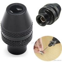 Universal Quick Change Keyless Chuck Rotary Tools Multi Accessories for Dremel