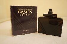 Passion for Men by Elizabeth Taylor's  Cologne Splash 120 ml  4 oz vintage