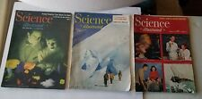 LOT of 3 Vintage Science Illustrated Magazines July, Sept, 1947 & February 1948
