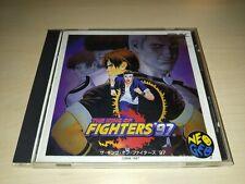 KING OF FIGHTERS 97 jeu NEO GEO CD JAP