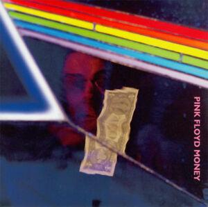 SACD SINGLE PROMO PINK FLOYD MONEY CARDBOARD SLEEVE COLLECTOR RARE NEUF/BLISTER