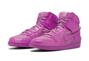 "Size 7M/8.5W - Nike x Ambush Dunk High ""Cosmic Fuschia"""