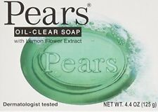 Pears Oil-Clear Soap 4.4 oz (Pack of 6)