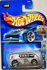 Hot Wheels 2003 Roll Patrol Hyperliner #208 S. con A. T.Argento