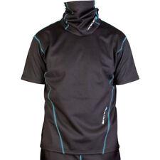 SPADA Motorcycle Chill Factor2 Short Sleeve Shirt Black 484832 M