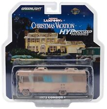 GREENLIGHT 1:64 H.D. TRUCKS CHRISTMAS VACATION 1972 CONDOR II DIE-CAST 33100-A