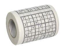 Fairly Odd Novelties Sudoku Puzzle Game Roll Novelty Toilet Paper