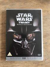 Star wars trilogy bonus material - DVD - Used